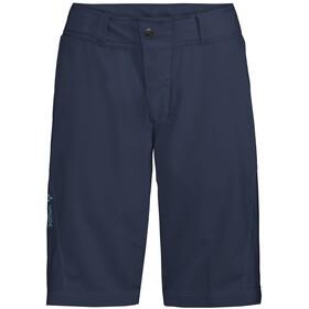 VAUDE Ledro Shorts Damen blau